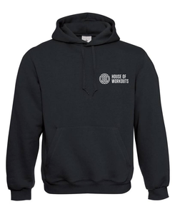 HOW Hooded Sweatshirt Unisex