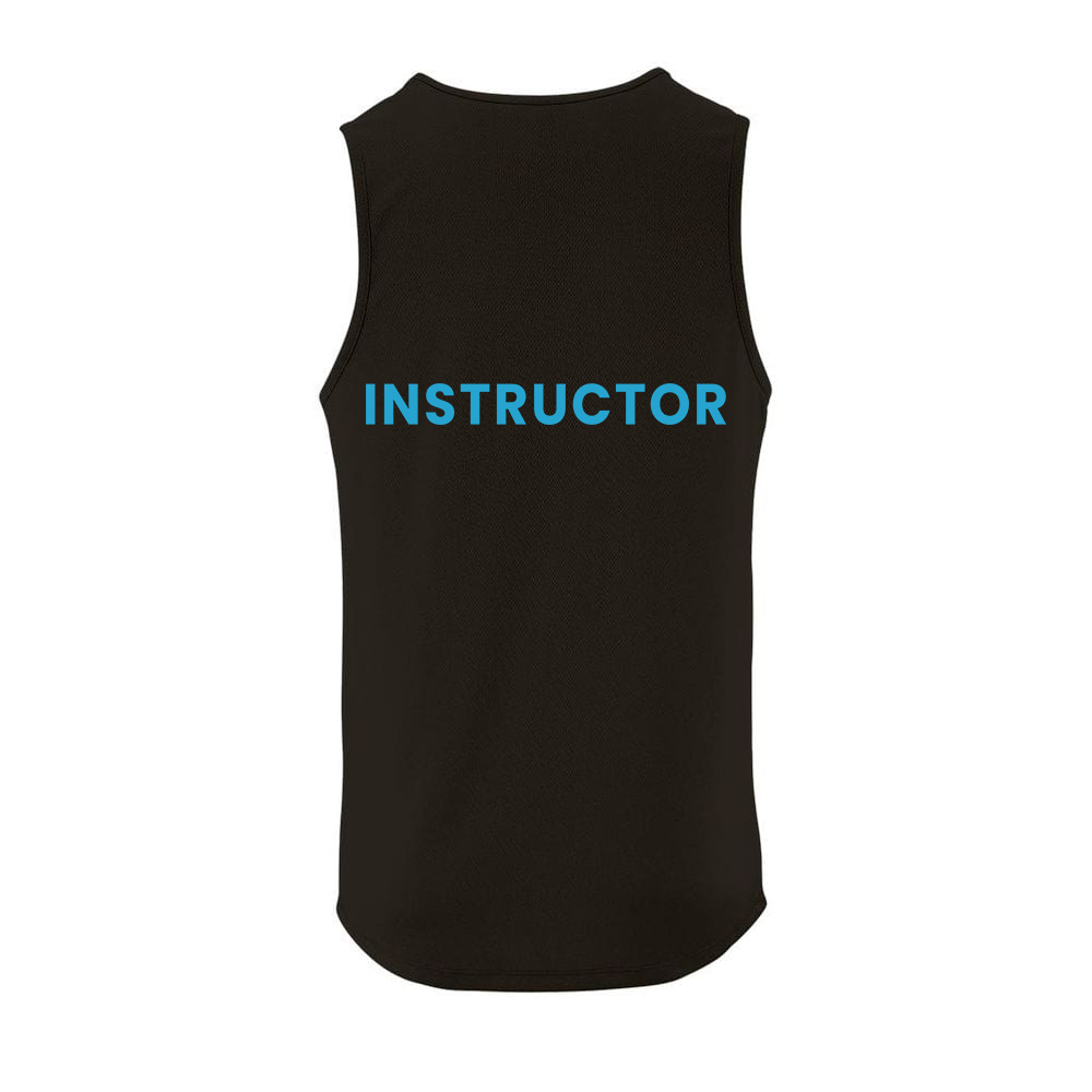 BRN® Mens Instructor Tank Top