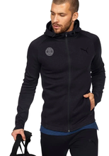 Load image into Gallery viewer, Men's Jersey Zipped Hoodie