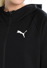 Load image into Gallery viewer, Woman's Jersey Zipped Hoodie