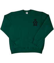 Load image into Gallery viewer, UNISEX - XCORE® Green Sweater 'Instructor'