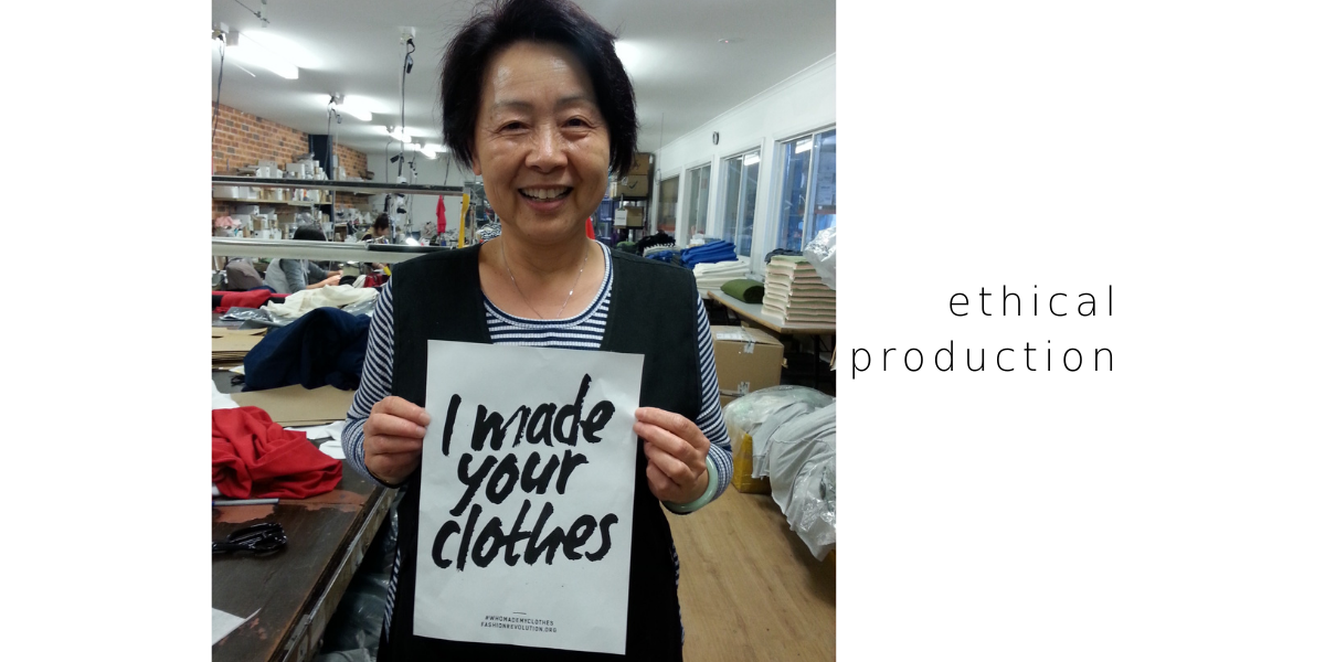 bon label is made ethically in australia and bangladesh