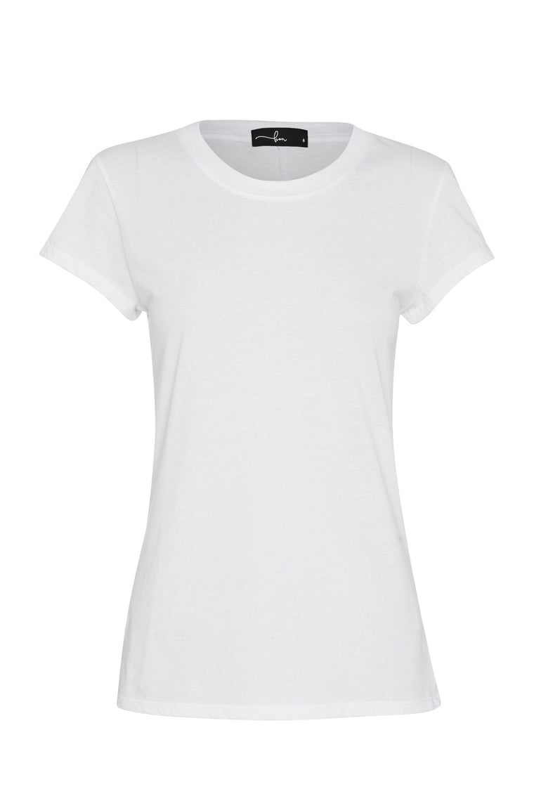 Everyday Tee | white