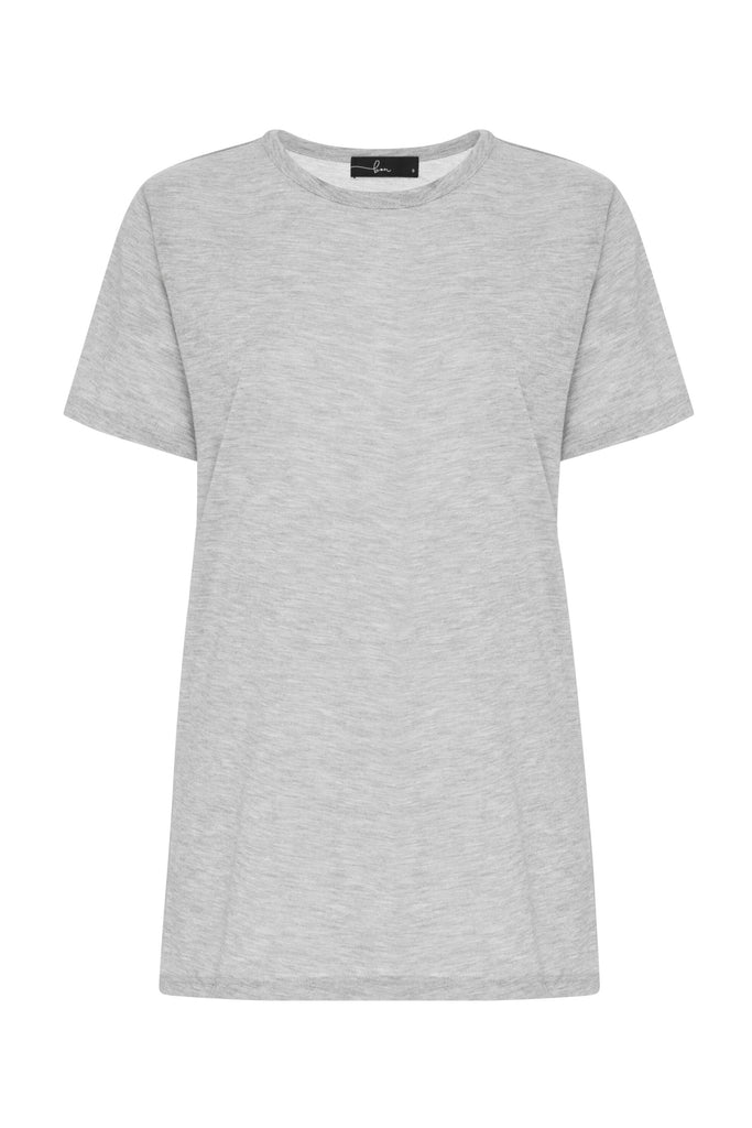 Classic Tee  |  marle grey - back in stock soon