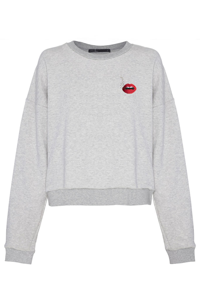 Star Lips Sweater
