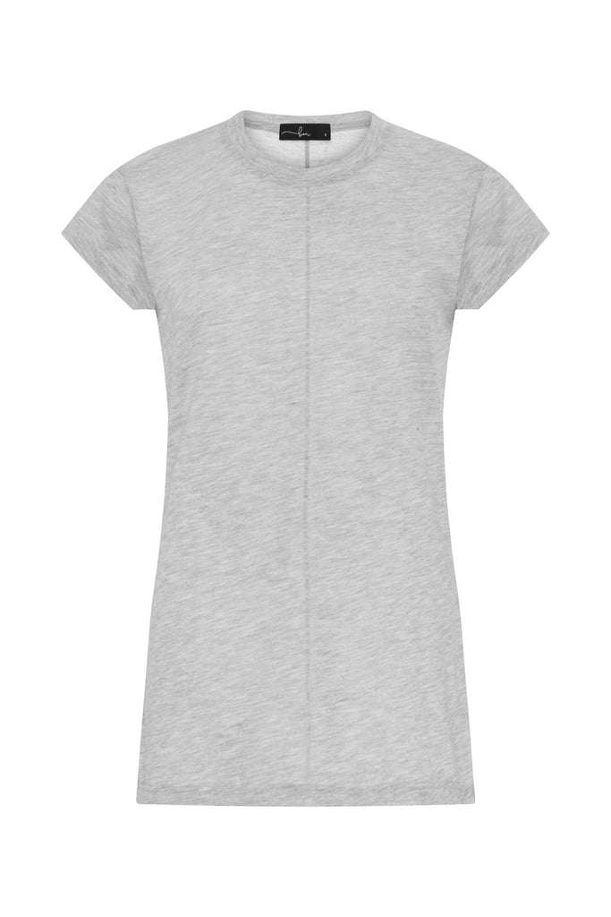 Everyday Tee  |  marle grey