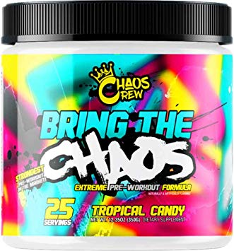 Chaos Crew Bring the chaos 373g
