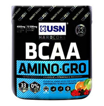Load image into Gallery viewer, USN BCAA AMINO-GRO 300g