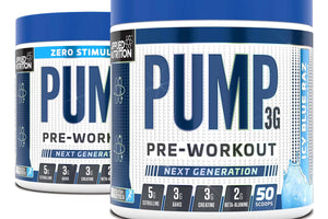 Applied Nutrition Pump 3g 375g