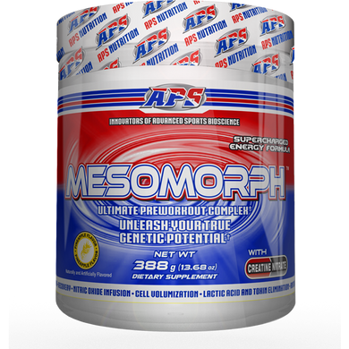 Mesomorph Preworkout 388g (EXTREMELY STRONG!)