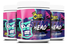 Load image into Gallery viewer, Chaos Crew Stim head 208g