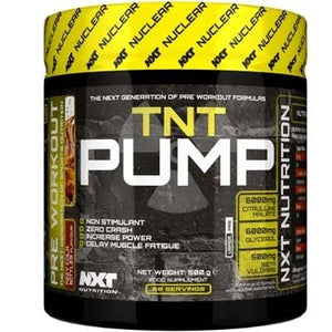 Nutrition TNT Nuclear Pump 500g