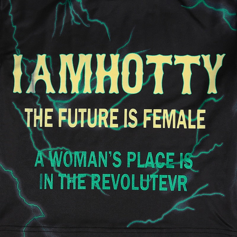 Iamhotty Female Top