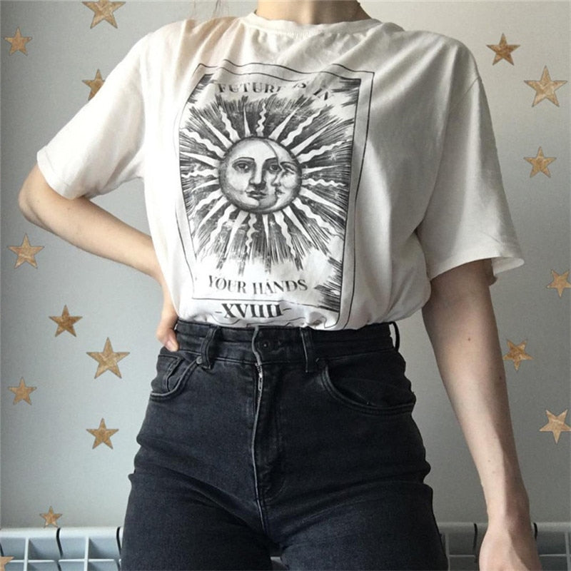 Moon and Sun T-shirt
