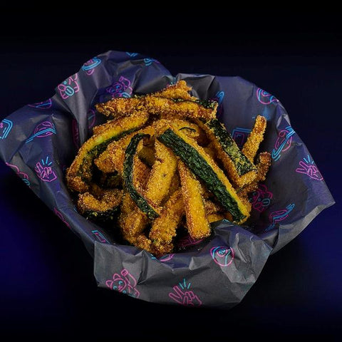 keen and green fries