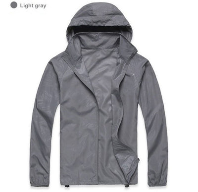 Unisex Waterproof Sun-Protective Outdoor Sports Coats