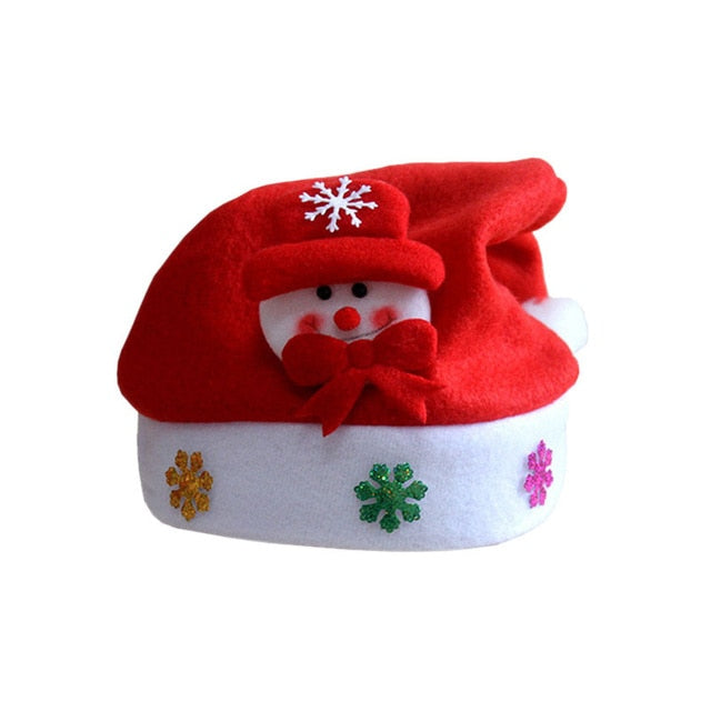 1Pcs Red Christmas Hat