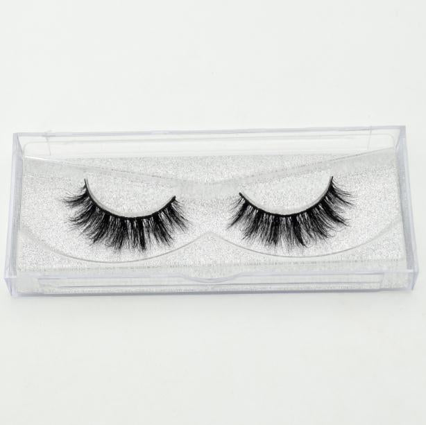 Handmade Reusable Natural 3D Eyelashes