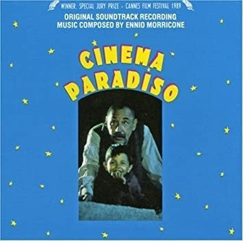 cover of cinema paradiso soundtrack