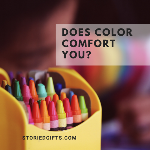 does color comfort you