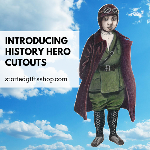 Introducing History Hero Cutouts