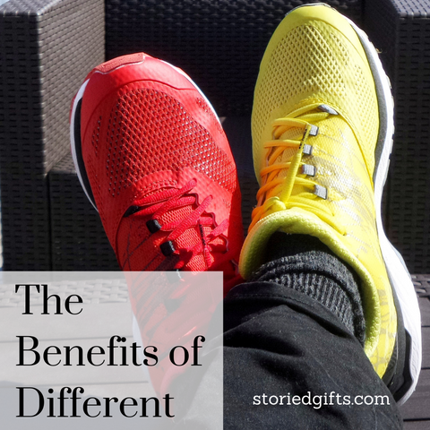 The Benefits of Different