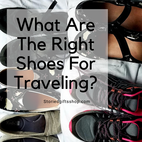 traveling shoes which one is right