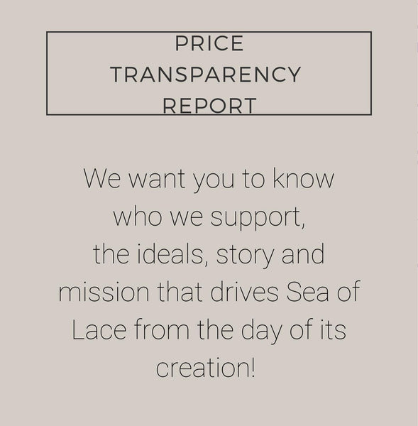 Price Transparency Report