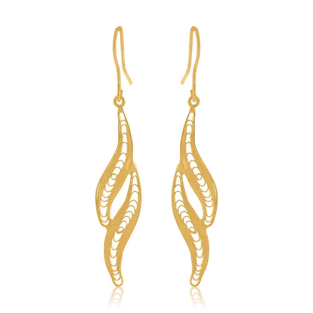''Ziki Zak'' Earrings
