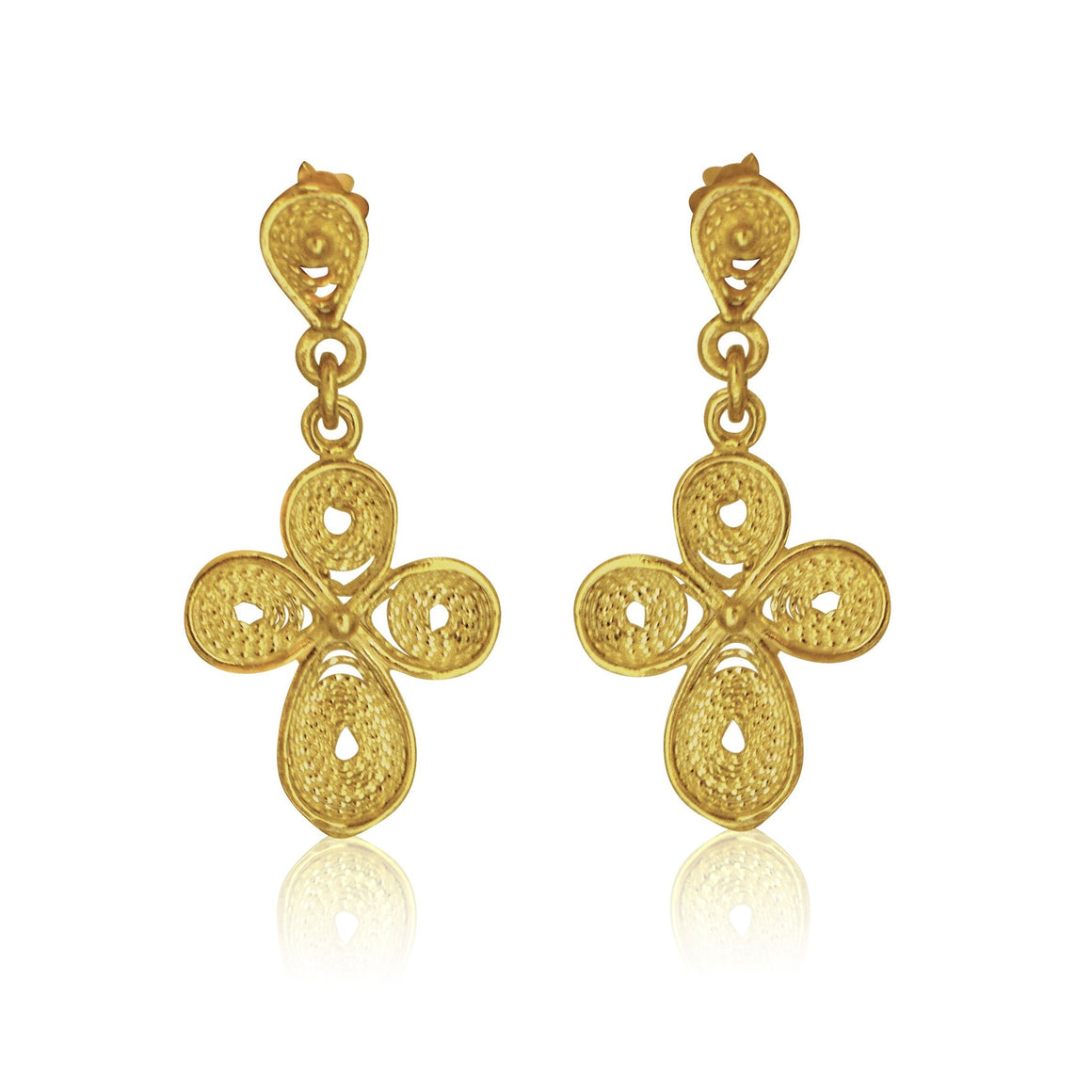 'Stavroudakia' Earrings