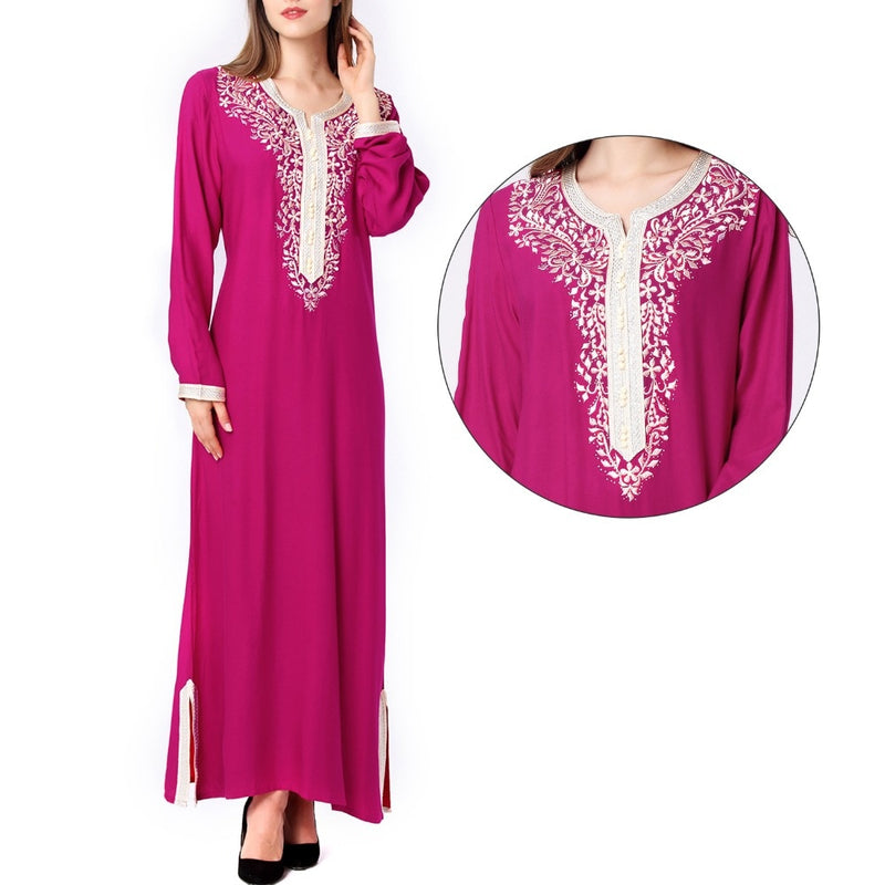 Long Sleeve Kaftan | Kaftan Dress