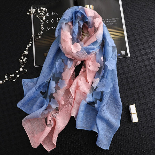 Lace Hijab Scarf | Beautiful Lace Hijab