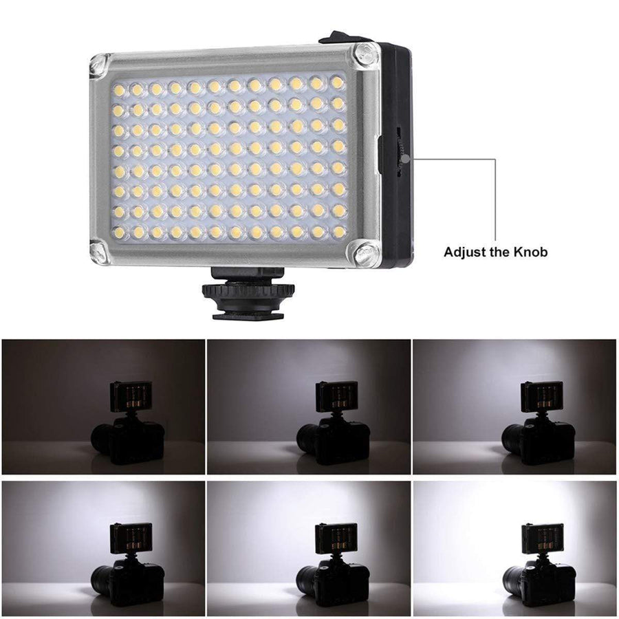 ULANZI Camera Accessories 112 LED Video Light