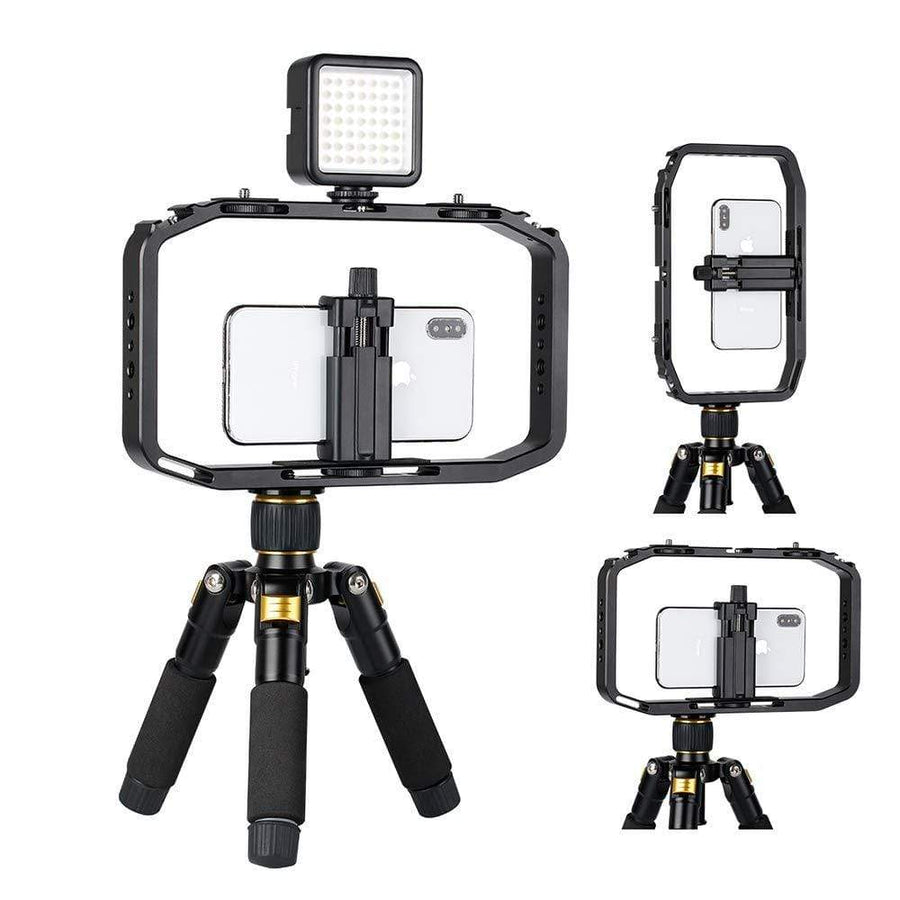 M-Rig Metal Smartphone Video Rig - ULANZI Store