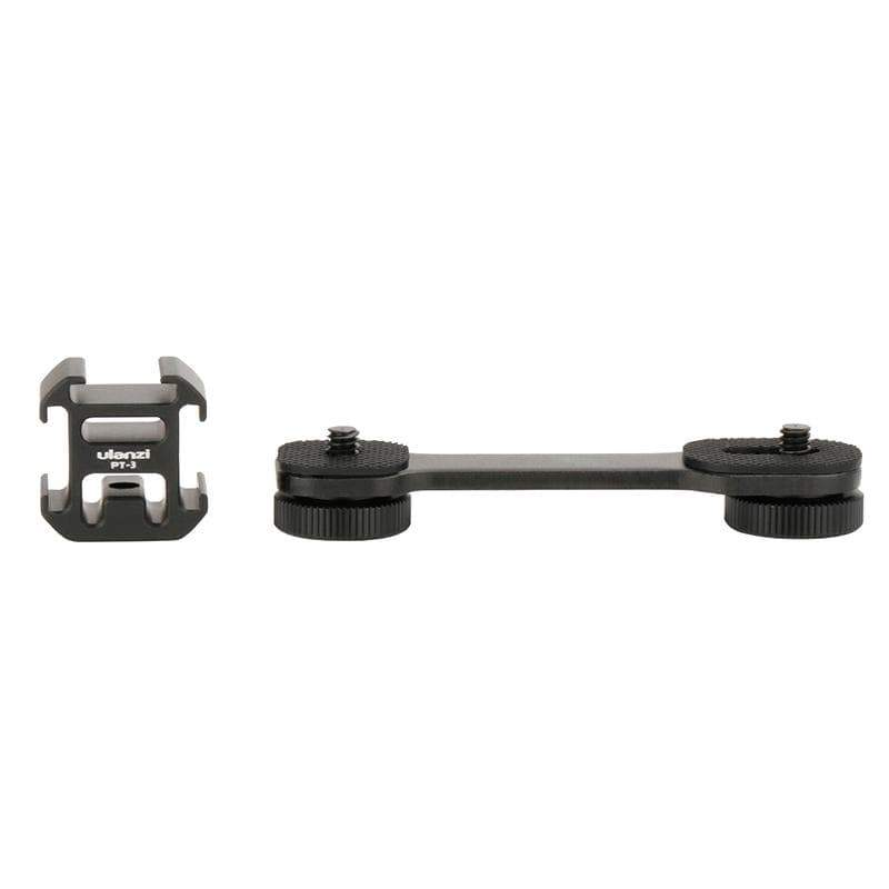 PT-3 Triple Cold Shoe Mount Adapter - ULANZI Store