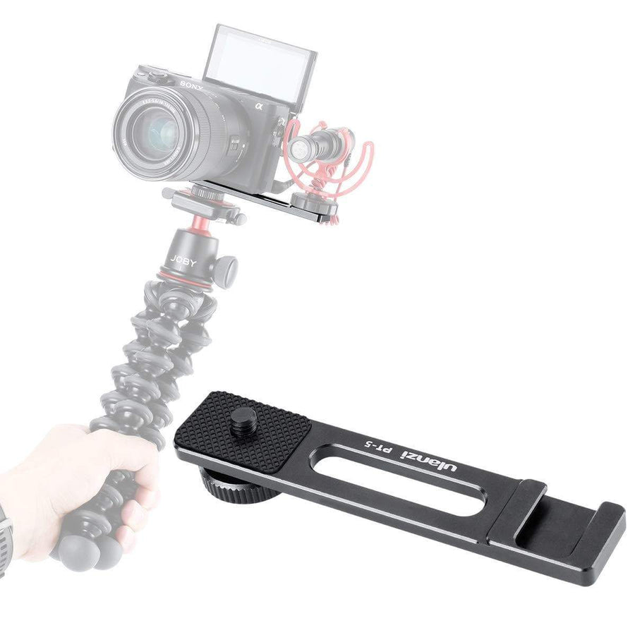 PT-5 Vlogging Microphone Stand - ULANZI Store