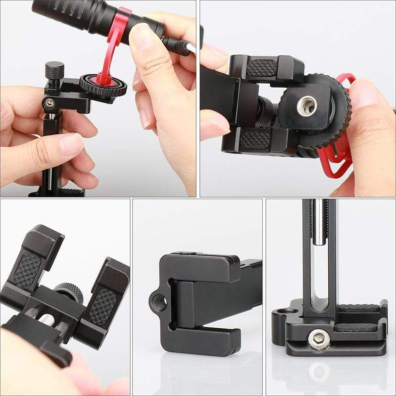 ST-03 Phone Tripod Holder - ULANZI Store