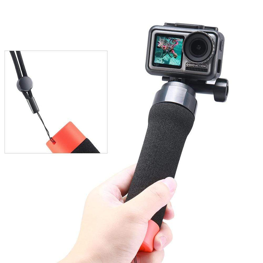 U-11 Osmo Action Floating Grip - ULANZI Store