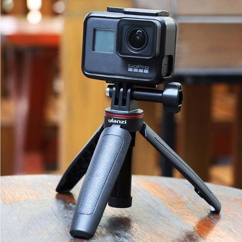 ULANZI MT-09 Mini Extension Pole Tripod for GoPro Osmo Action Camera