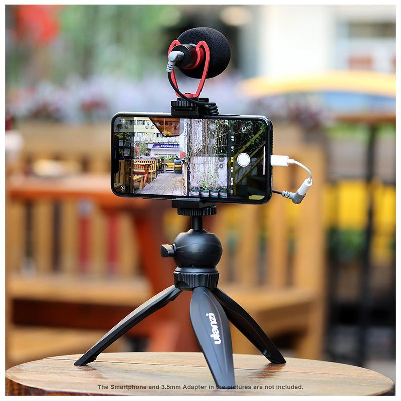 Ulanzi Phone Vlogging Super Extension Tripod Handle Outfit 2