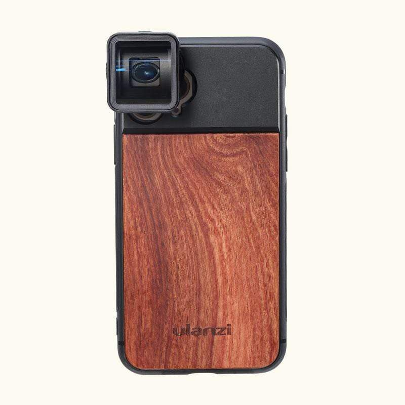 Ulanzi Wooden 17mm Thread Phone Case for iPhone 11 Pro Max
