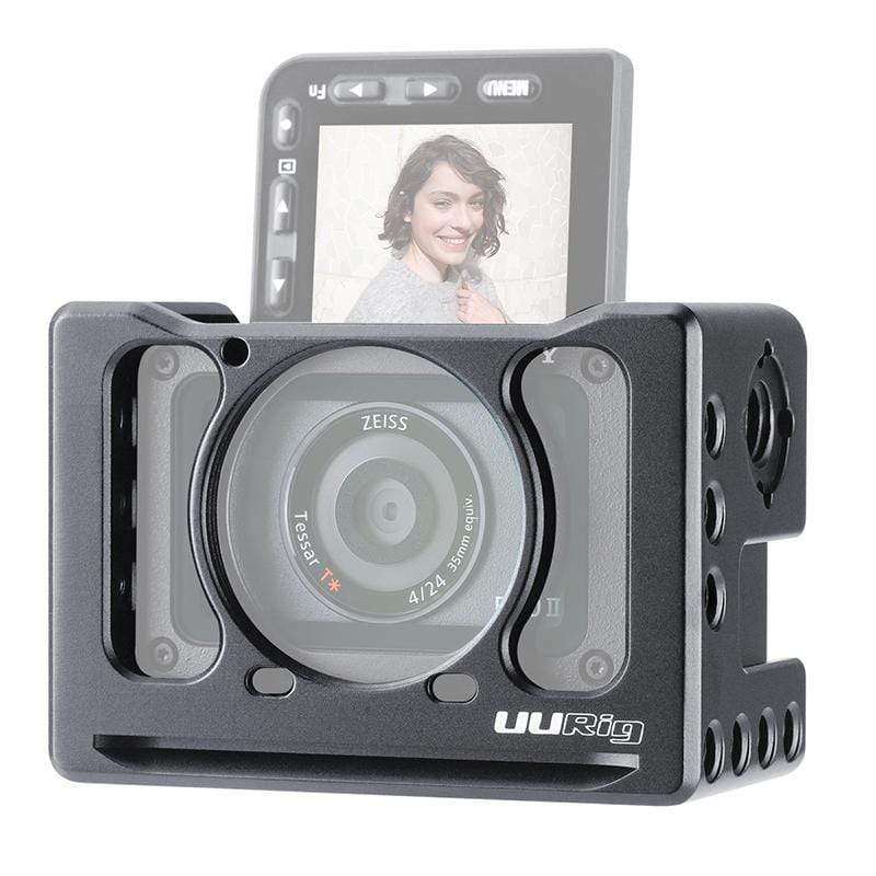 C-RX0 II Vlog Cage for Sony RX0 II / RX0 - ULANZI Store