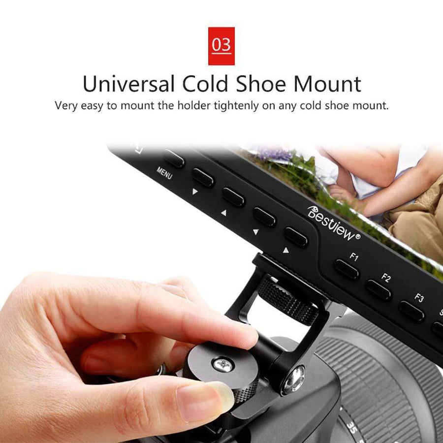 R007 Monitor Cold Shoe Mount - ULANZI Store