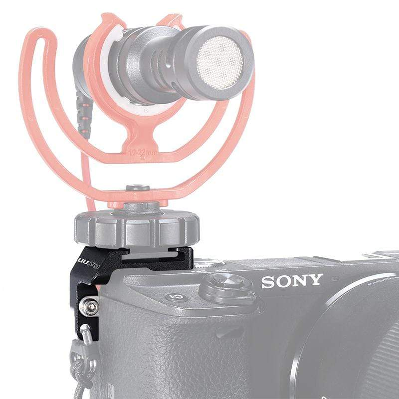 R011 Cold shoe plate for Sony A6400 - ULANZI Store