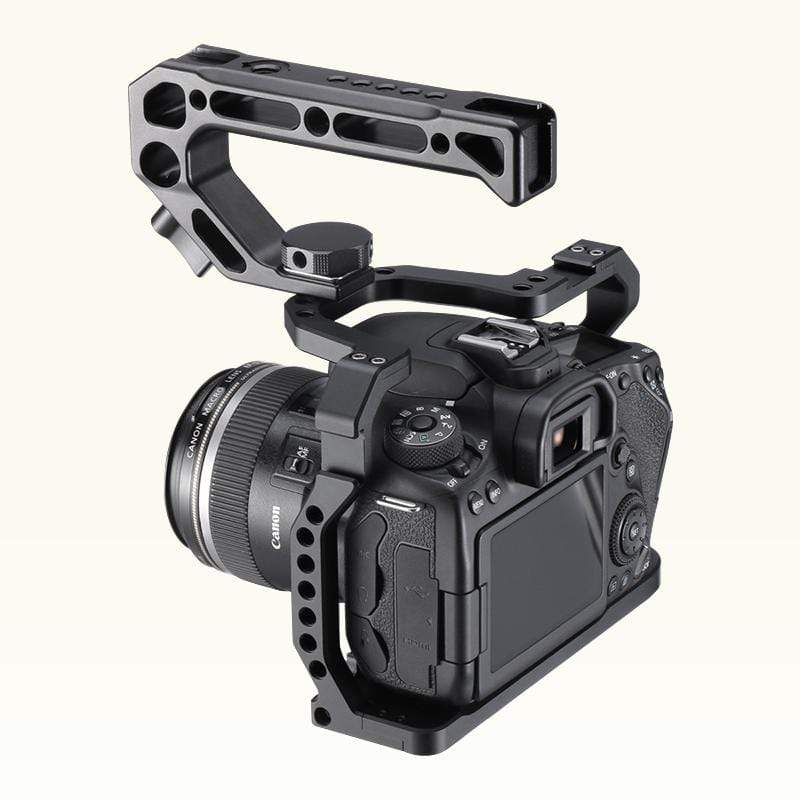 UURig Camera Cage for Canon-EOS90D (Fit 70D 80D 90D)