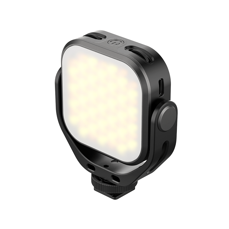 VIJIM VL66 360° Rotatable LED Video Light
