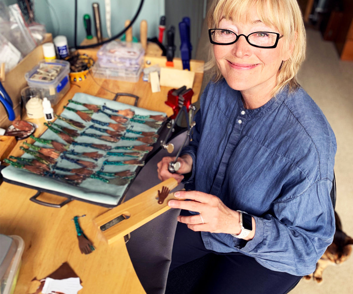Meet The Maker : Beatrice Carlson