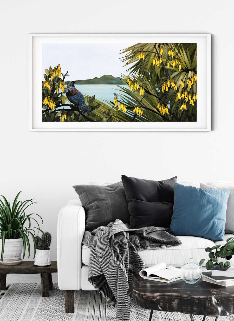 Room With A View (large) - Giclée Print