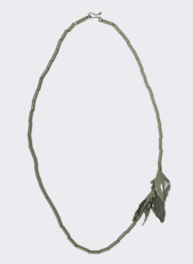 Bay Leaf Necklace