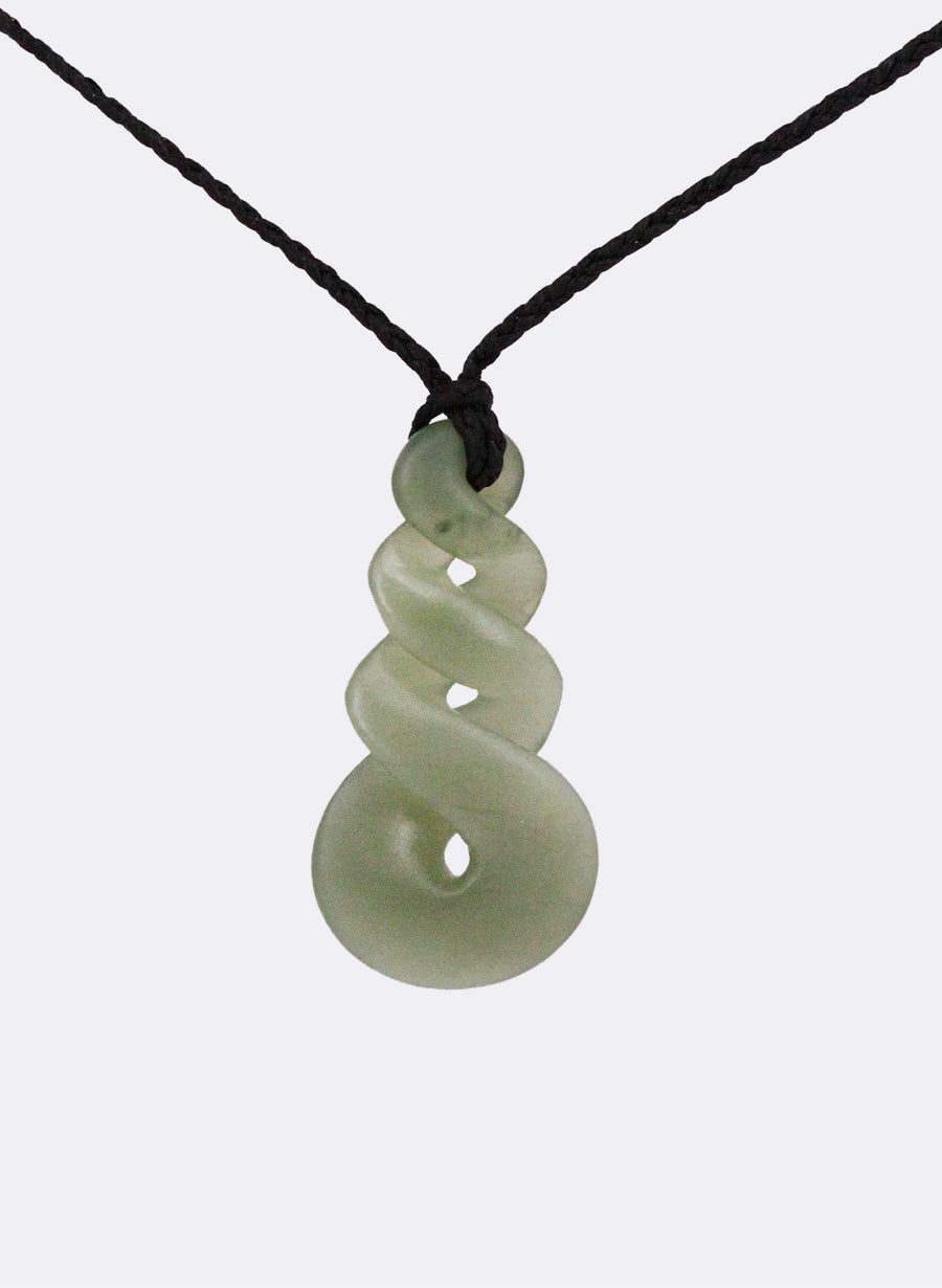 Triple Twist Pounamu